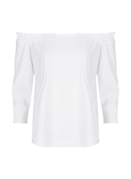 JANE LUSHKA U619SS80 top white