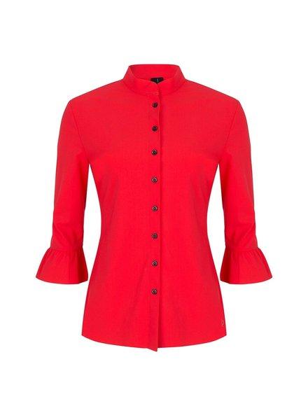 JANE LUSHKA U719SS201 blouse red