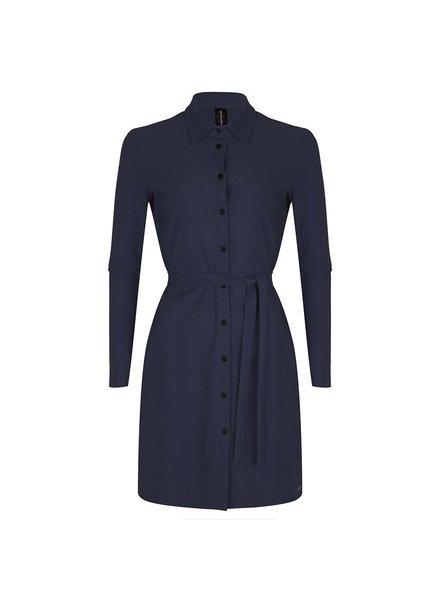 JANE LUSHKA U919SS120 overhemd jurk blue