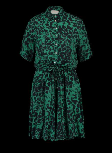 FREEBIRD Suzy leopard green