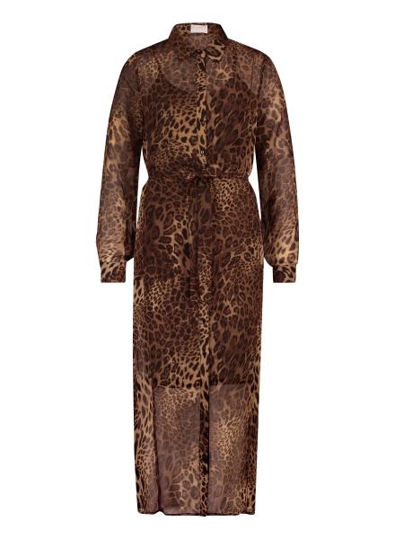 FREEBIRD Harper leopard 2 brown