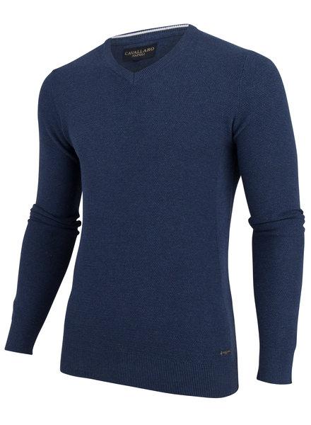 CAVALLARO 1891003 Ludo pullover dark blue