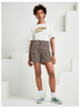 SCOTCH & SODA 150200 short sleeve tee with tie detail and various artworks