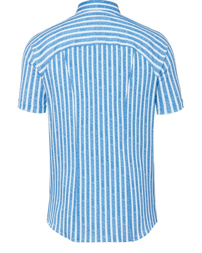 DESOTO 90731-3 054 Modern bd linen stripes