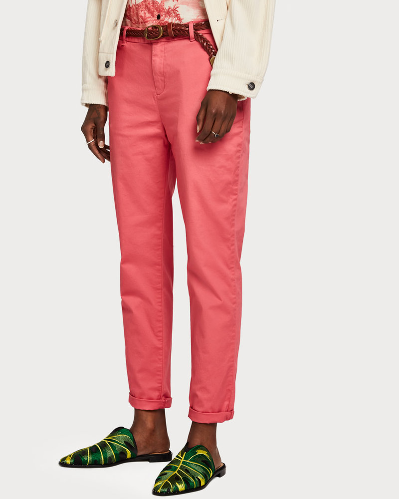 SCOTCH & SODA 149951 regular fit chino, sold with a belt 1200