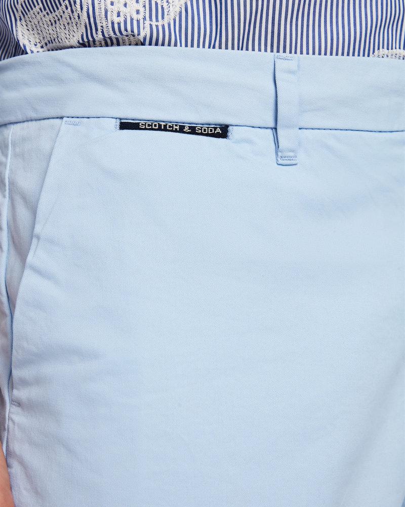 Scotch&Soda 148907 Classic chino short in pima cotton quality 0765