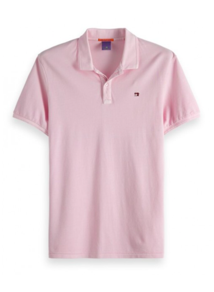 Scotch&Soda 149084 Classic garment-dyed pique polo 0181