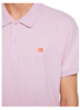 Scotch&Soda 149073 Classic clean pique polo with pop logo print 0504
