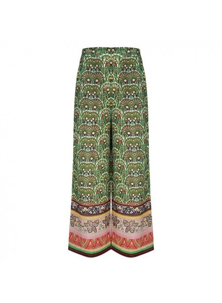 ESQUALO HS19.32207 Trousers retro print