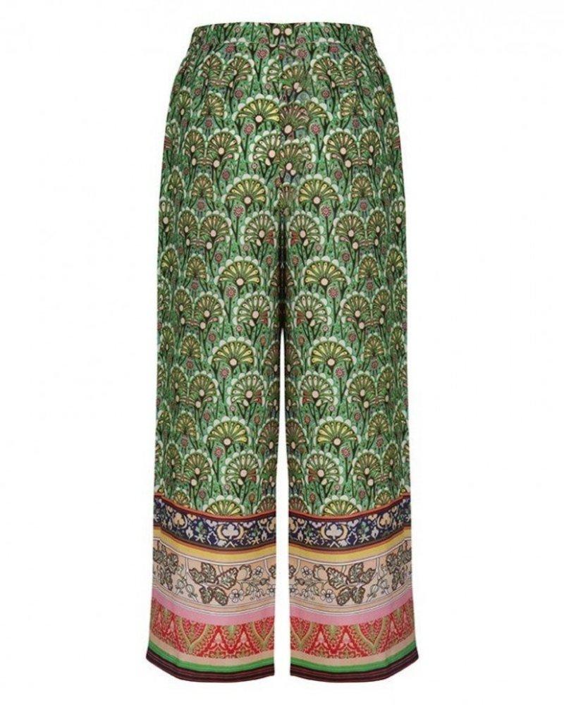ESQUALO HS19.32207 Trousers retro print