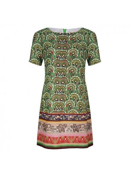 ESQUALO HS19.32205 Dress retro print