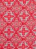 ESQUALO HS19.30202 top caleidoscope SJ red