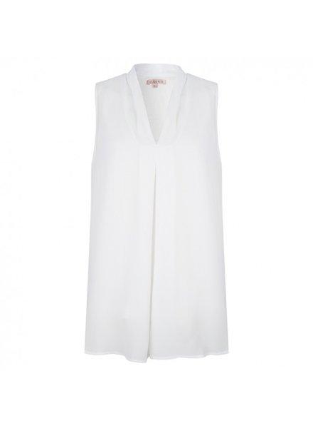ESQUALO HS19.14219 Blouse off white