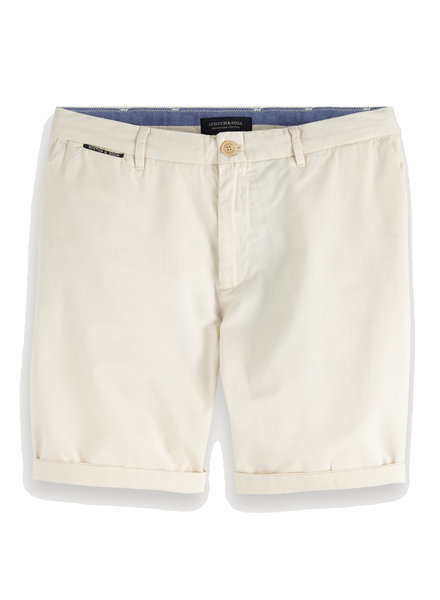 Scotch&Soda 148907 Classic chino short in pima cotton quality 0003