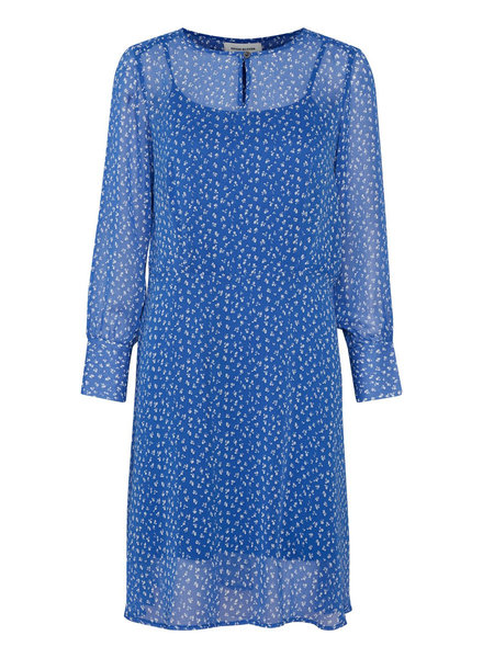 Denim hunter 10702195 DHAgnes dress 38071 dazzling blue AO