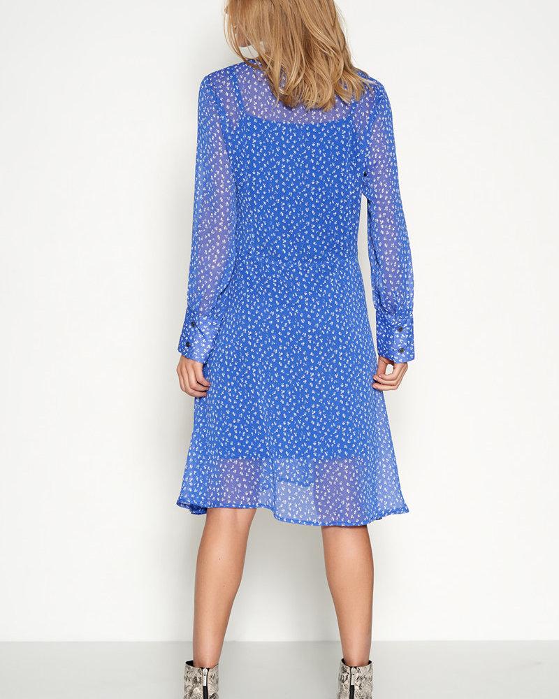 Denim hunter 10702195 DHAgnes dress 38071 dazzling blue AO