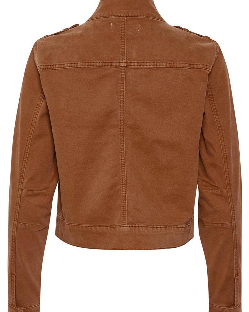 Denim hunter 10702286 DHMine jacket 36065 toffee
