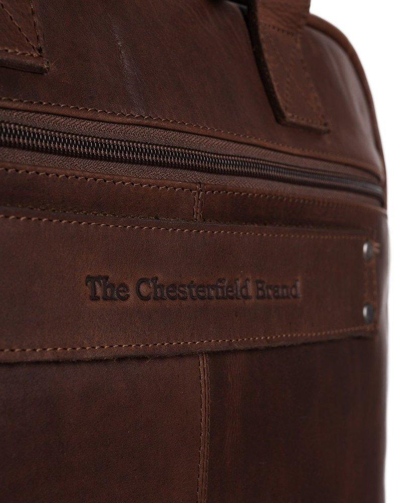THE CHESTERFIELD BRAND CALVI C40.103301 BROWN