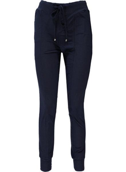 GEISHA 91137-44 pants 000675 navy