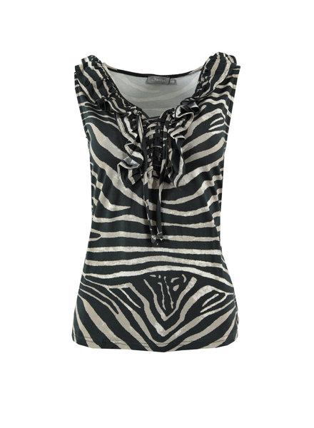 GEISHA 93484-60 Singlet zebra