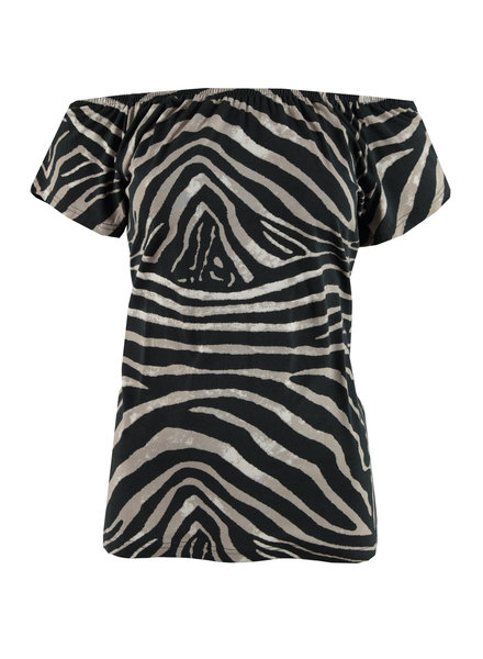 GEISHA 92338-60 T-shirt zebra