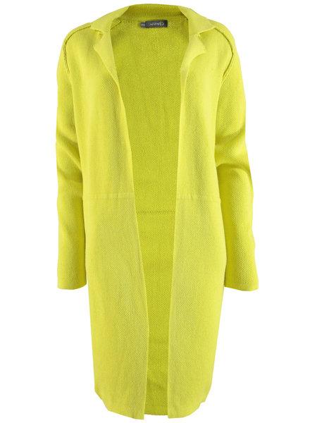 GEISHA 94007-10 vest 000150 yellow