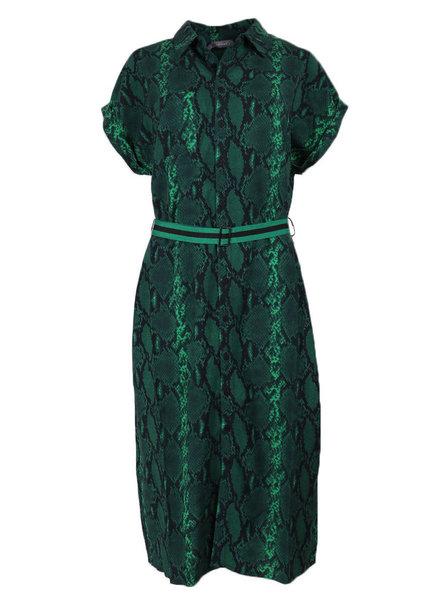 GEISHA 97084-20 dress 000530 green