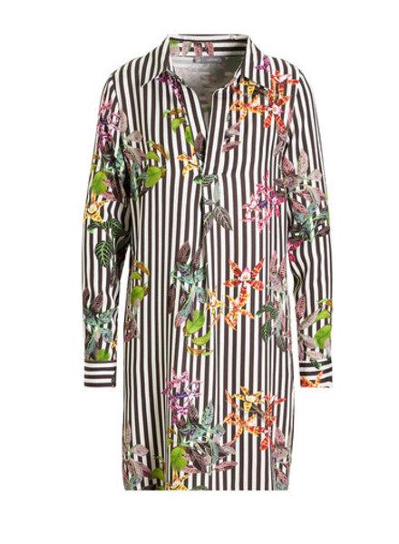 GEISHA 93192-10 blouse 000999 black/white