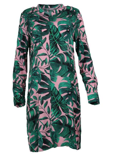 GEISHA 97079-20 dress 000420 pink/green