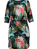 GEISHA 97060-20 dress 000999 black/mint
