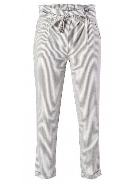 GEISHA 91110-21 pants 000010 off-white/black