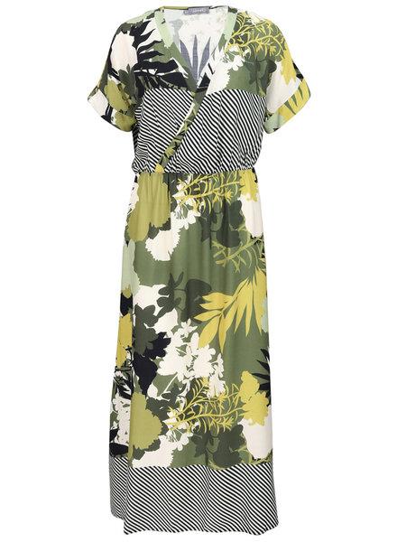 GEISHA 97121-70 dress 000550 army
