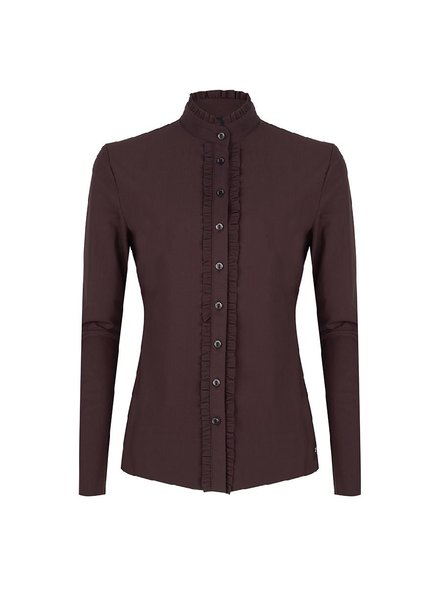 JANE LUSHKA U719AW111 Blouse new coffee