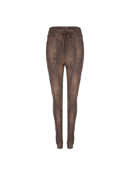 JANE LUSHKA US219AW30 Pants animal brown