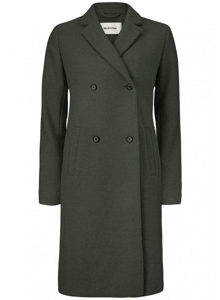 MODSTRÖM 51830 02009 Odelia coat Empire Green