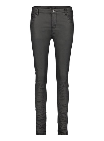 BIANCO 1219548 Lips B BLKD Boyfriend Black Denim