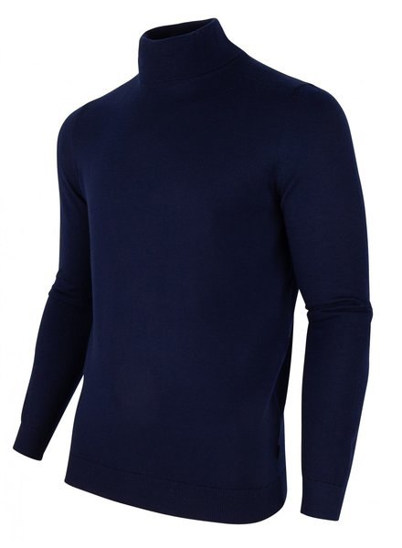 CAVALLARO 1895017 Dolce Vita Pullover 63000 Dark Blue