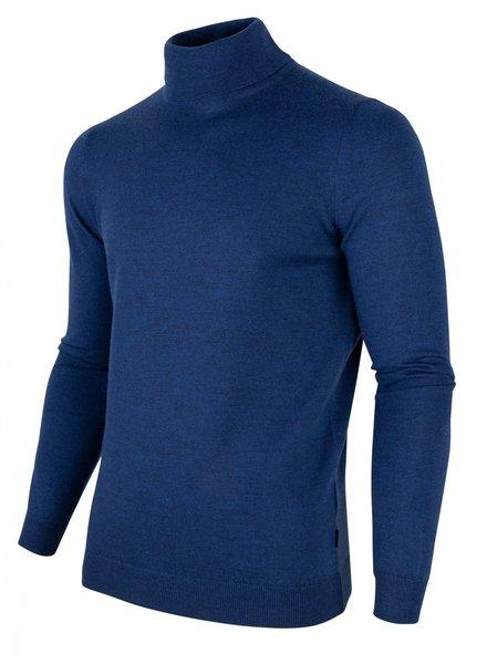 CAVALLARO 1895017 Dolce Vita Pullover 62000 Mid Blue