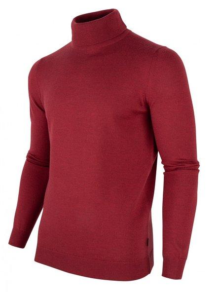 CAVALLARO 1895017 Dolce Vita Pullover 43000 Dark Red