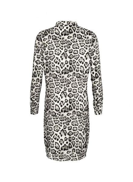 GEISHA 97770-20 Dress AOP grey combi