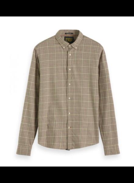 Scotch&Soda 152203 0217 Regular fit classic check shirt