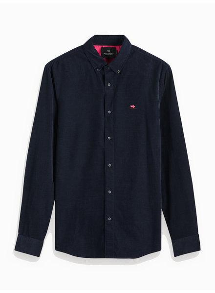 Scotch&Soda 152155 0002 Regular fit- clean chic corduroy shirt