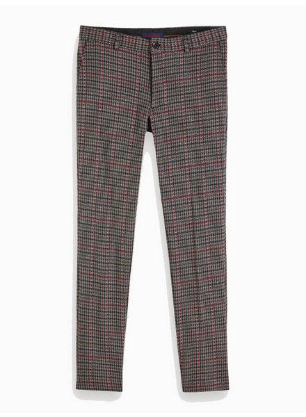 Scotch&Soda 152127 0218 MOTT- classic knitted chino in yarn dyed check pattern