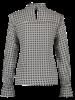 MILLA AMSTERDAM MHW19028.88 Bella blouse aop geo print