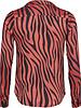 GEISHA 93946-20 Blouse AOP zebra LS 000450 red/black combi