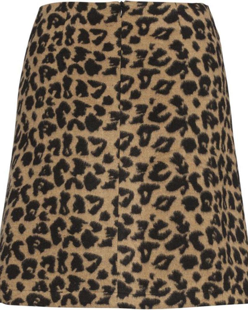 GEISHA 96830-21 Skirt AOP leopard 000775 panter