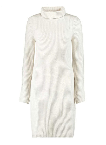 GEISHA 94551-70 Long knitted pullover col off-white