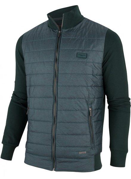 CAVALLARO 2095004 Gregorio Sweat 53000 Dark Green