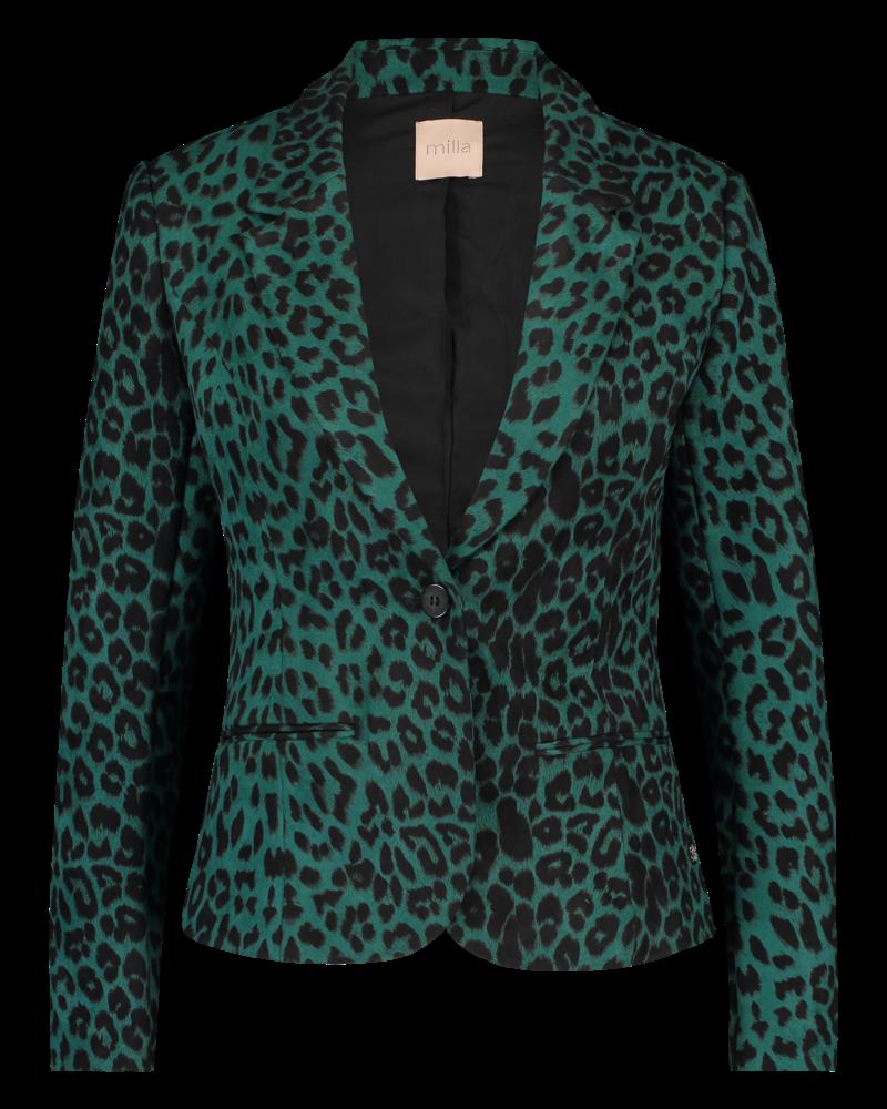 MILLA AMSTERDAM MHW19005.36 James jacket leopard print