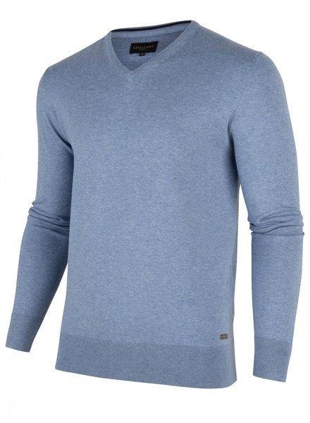 CAVALLARO 1801002 Tomasso v-neck pullover 62000